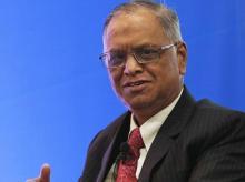 Narayana Murthy, Infosys