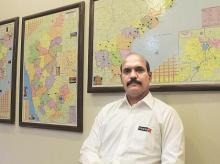 D Lakshmipathy, chairman and managing director of Five Star Business Finance