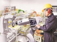 robots, machine, technology, automation, digital, digitisation