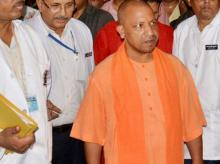 Uttar Pradesh Chief Minister Yogi Adityanath.(Photo: PTI)