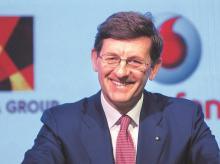 Vittorio Colao, Vodafone Group CEO