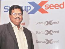 B V Naidu, managing partner of StartupXseed Ventures