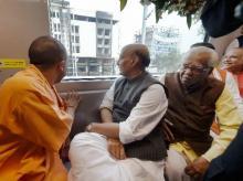 Lucknow Metro, CM Yogi Adityanath, Adityanath, Rajnath Singh