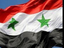 Syrian flag, flag