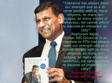 Focus on infra, power, exports to boost growth: Raghuram Rajan to govt