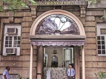 Bombay House, the headquarters of the Tata group in Mumbai. Tata Sons said its board felt that the move to turn into a private limited firm was in its best interest