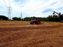 Mahindra showcases the driverless tractor