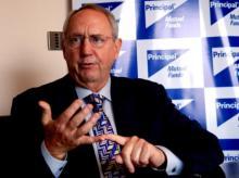 ROBERT F. BAUR, chief global economist, Principal Global Investors