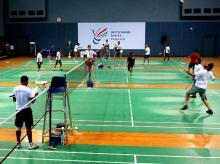 Bertelsmann Badminton Championship