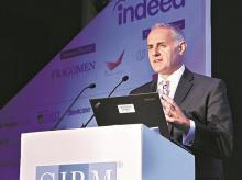 Sean Mcgrath, Vice-president, human resources, World Bank Group