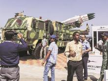Bharat Dynamics Ltd Akash Weapon System