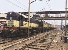 Indian Railways, Train