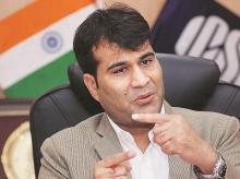 Shyam Agrawal, President, Institute of Company Secretaries of India