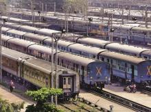 Indian Railways, Railways