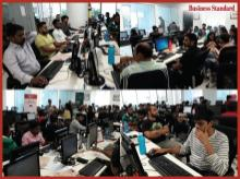 Fridays with Business Standard at Netscribes