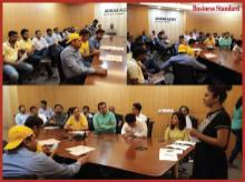 Fridays with Business Standard at Mirae Asset Global Investment