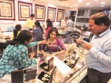 Jewellery, stocks, PMLA
