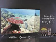 Intex TV, Smart TV