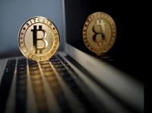 Bitcoin. Photo: Reuters.