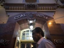 Coal India, coal