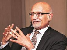 KPMG chairman Arun M Kumar