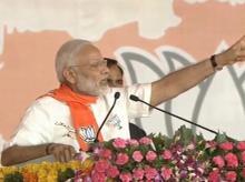 Modi in Gandhinagar LIVE: Congress party hates Gujarat, Gujaratis, says PM