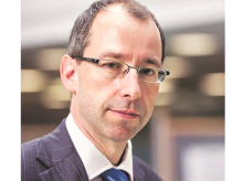 Richard Threlfall, partner and global head for public transport, KPMG