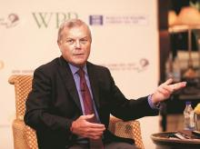 Martin Sorrell, chief executive officer of WPP