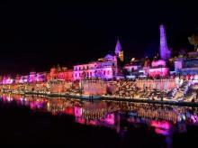 Diwali, Ayodhya