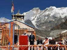 Congress didn't allow me to redevelop Kedarnath after 2013 floods: PM Modi