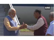 PM Modi in Bhavnagar