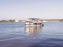waterways, ship, ocean, sea, sail