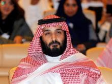 Saudi Crown Prince Mohammed bin Salman attends the Future Investment Initiative conference in Riyadh, Saudi Arabia October 24. Photo: Reuters