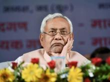 File Photo: Bihar Chief Minister Nitish Kumar during 142nd birth anniversary celebration of Sardar Vallabhbhai Patel in Patna.