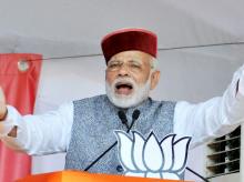 Prime Minister Narendra Modi. File Photo: PTI