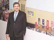 Krish Iyer, President and CEO, Walmart India