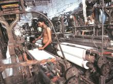 File photo of powerloom units in Bhiwandi. Photo: Kamlesh Pednekar