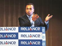 The earnings of Anil Ambani's Reliance Communications slumped after Reliance Jio offered free calls and data plans.