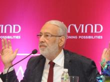 Sanjay Lalbhai, Chairman and Managing Director, Arvind Ltd