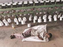 Textile worker
