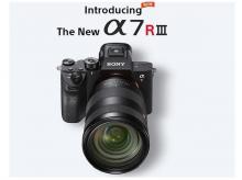 Sony India a7R III camera