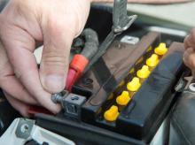 battery, inverter