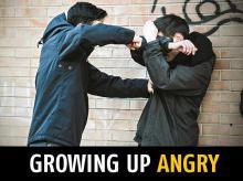 Anger in children. Photos: iStock