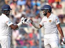 India Sri Lanka test series