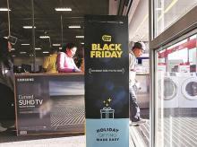 Black Fiday, stores, shops, retail