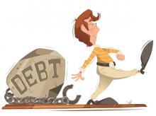 Debt, Loan, Banks. Photo: iStock