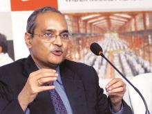 Seshagiri Rao, joint managing director and group chief financial officer at JSW Steel
