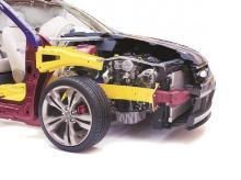 Car safety illustration