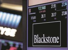 Blackstone could invest $4 billion in India over next 5 years: Report