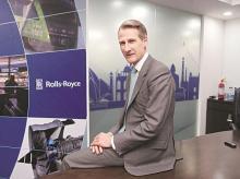 Ben Story, Rolls Royce